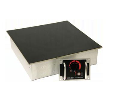 CookTek 601401 induction range, built-in / drop-in