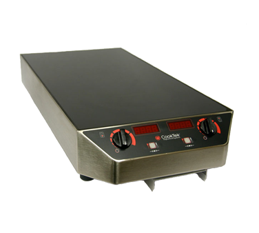 CookTek 601601 induction range, countertop