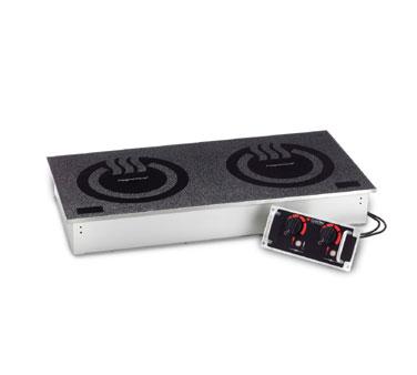 CookTek 602001 induction range, built-in / drop-in