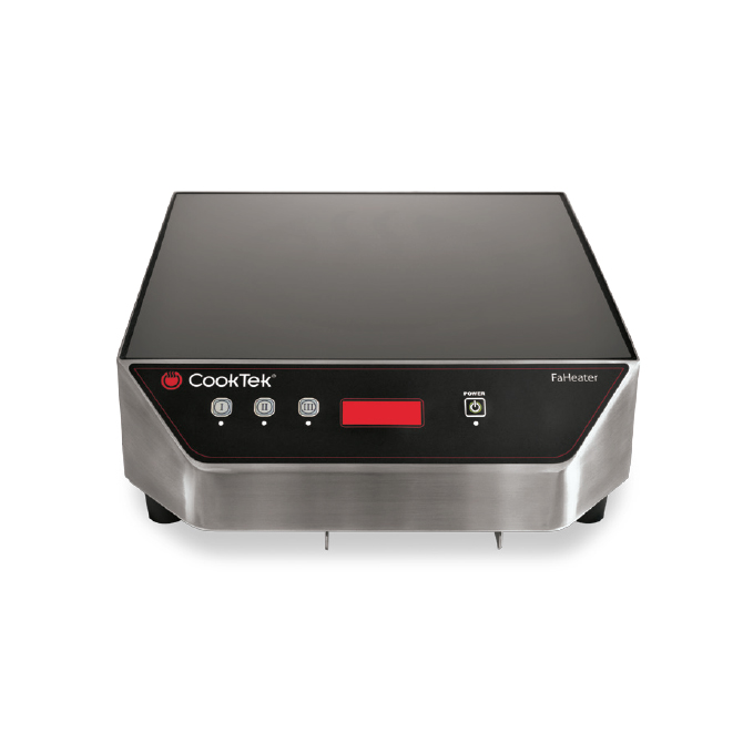 CookTek 605201 induction range, countertop