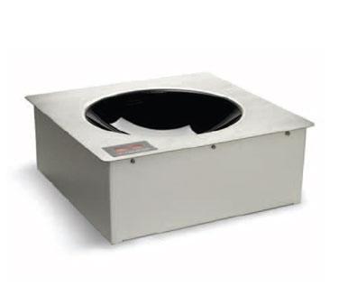 CookTek 605601 induction range, wok, countertop
