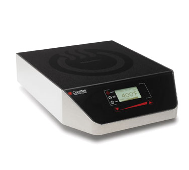 CookTek 620101 induction range, countertop