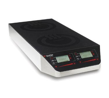 CookTek 620501 induction range, countertop