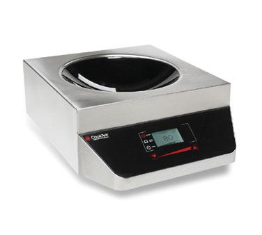 CookTek 621401 induction range, wok, countertop