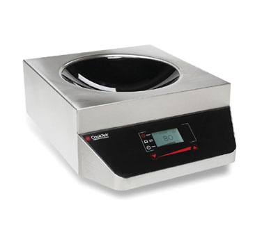 CookTek 621501 induction range, wok, countertop