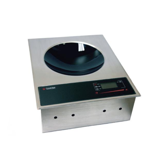 CookTek 622301 induction range, wok, countertop
