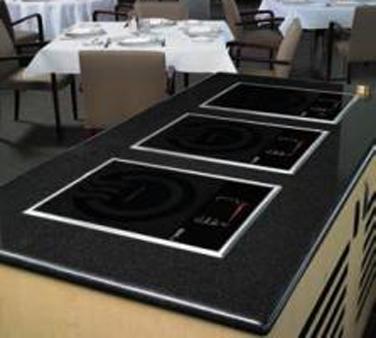 CookTek 624101 induction range, built-in / drop-in
