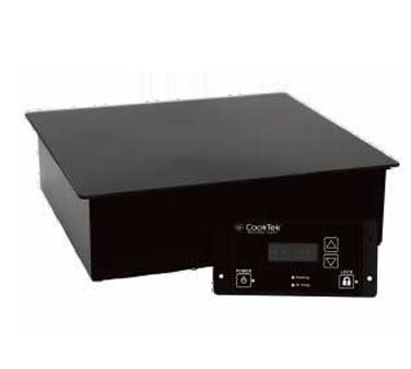CookTek 634501 induction range, built-in / drop-in