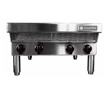 CookTek 645300 induction range, countertop