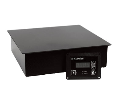 CookTek 658501 induction range, built-in / drop-in