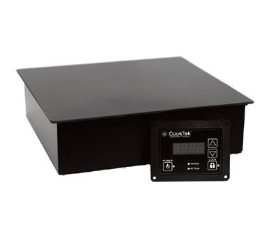 CookTek 658601 induction range, built-in / drop-in