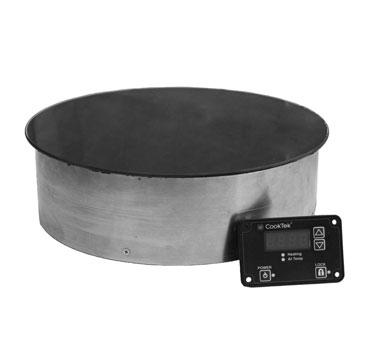 CookTek 659201 induction range, built-in / drop-in
