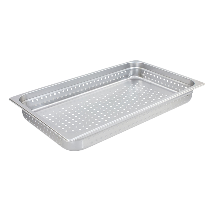Crestware 5004P steam table pan, stainless steel