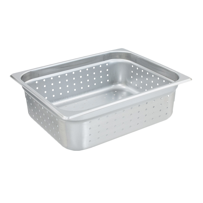 Crestware 5126P steam table pan, stainless steel