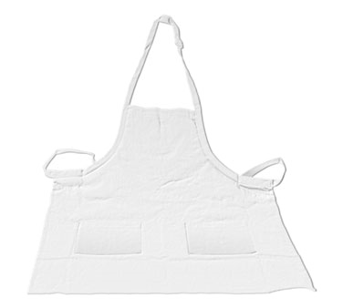 Crestware BAW bib apron