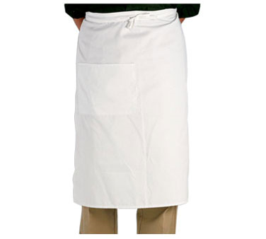Crestware BW bib apron
