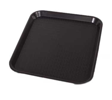 3150-10 Crestware FFT1418BK tray, fast food