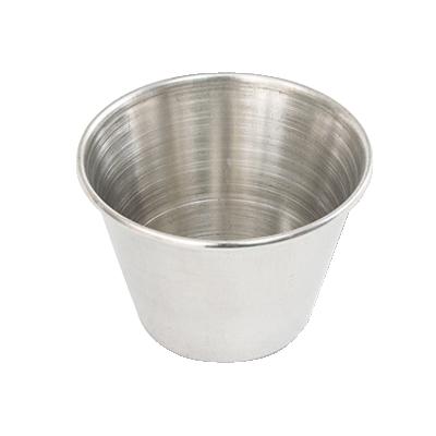 Crestware SC15 ramekin / sauce cup, metal