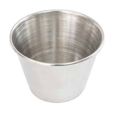 Crestware SC2 ramekin / sauce cup, metal