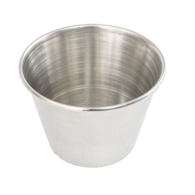 Crestware SC3 ramekin / sauce cup, metal