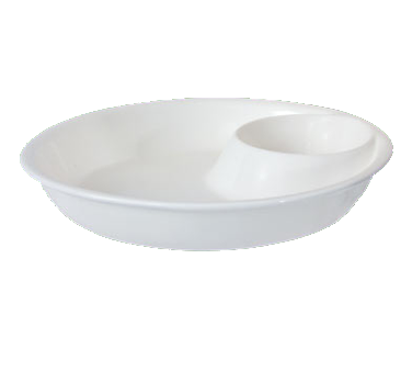 Crestware SER13 china, compartment dish bowl