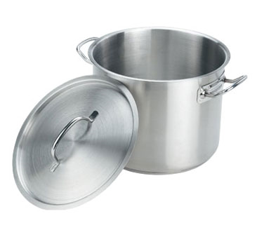 Crestware SSPOT16 stock pot