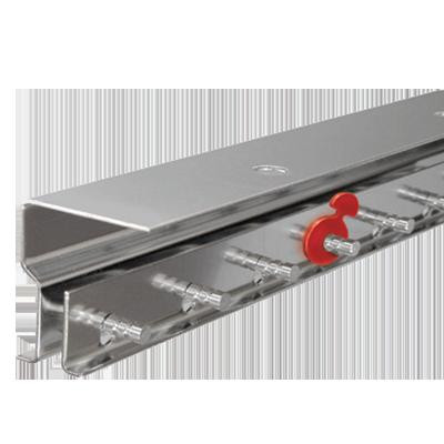 Curtron Products QSD-8-50-UM-LC-OES-48X96 strip curtain unit