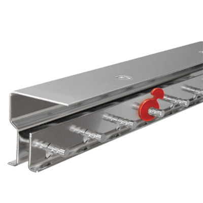 Curtron Products QSD-8-50-UM-LC-OES-60X96 strip curtain unit