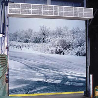 Curtron Products S-LI-96-2-FILTER air curtain