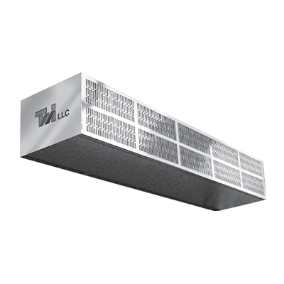 Curtron Products S-LP-84-2-FILTER air curtain