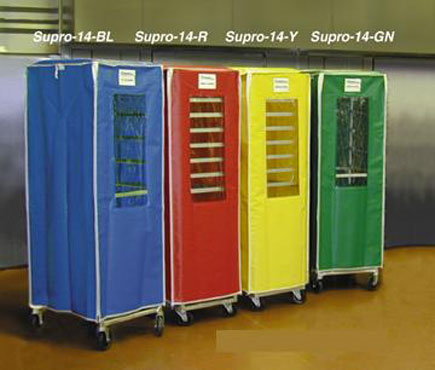 Curtron Products SUPRO-14-BK rack cover