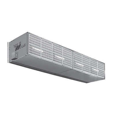 Curtron Products S-XHD-96-2-FILTER air curtain
