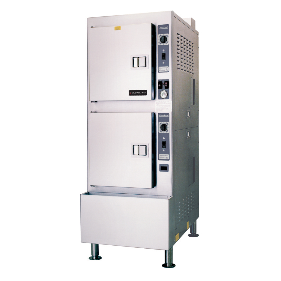 Cleveland Range 24CDP10 steamer, convection, direct-steam, floor model