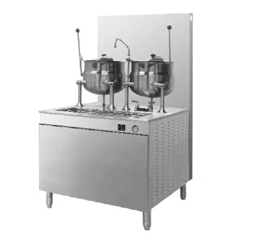 Cleveland Range 36GMK66300 kettle cabinet assembly, gas