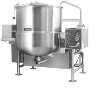 Cleveland Range HAMKGL60T kettle mixer, gas