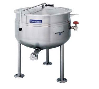 Cleveland Range KDL30F kettle, direct steam, stationary
