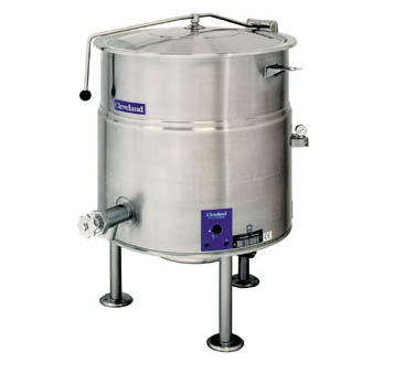 Cleveland Range KDL60 kettle, direct steam, stationary