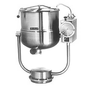 Cleveland Range KDP60T kettle, direct steam, tilting