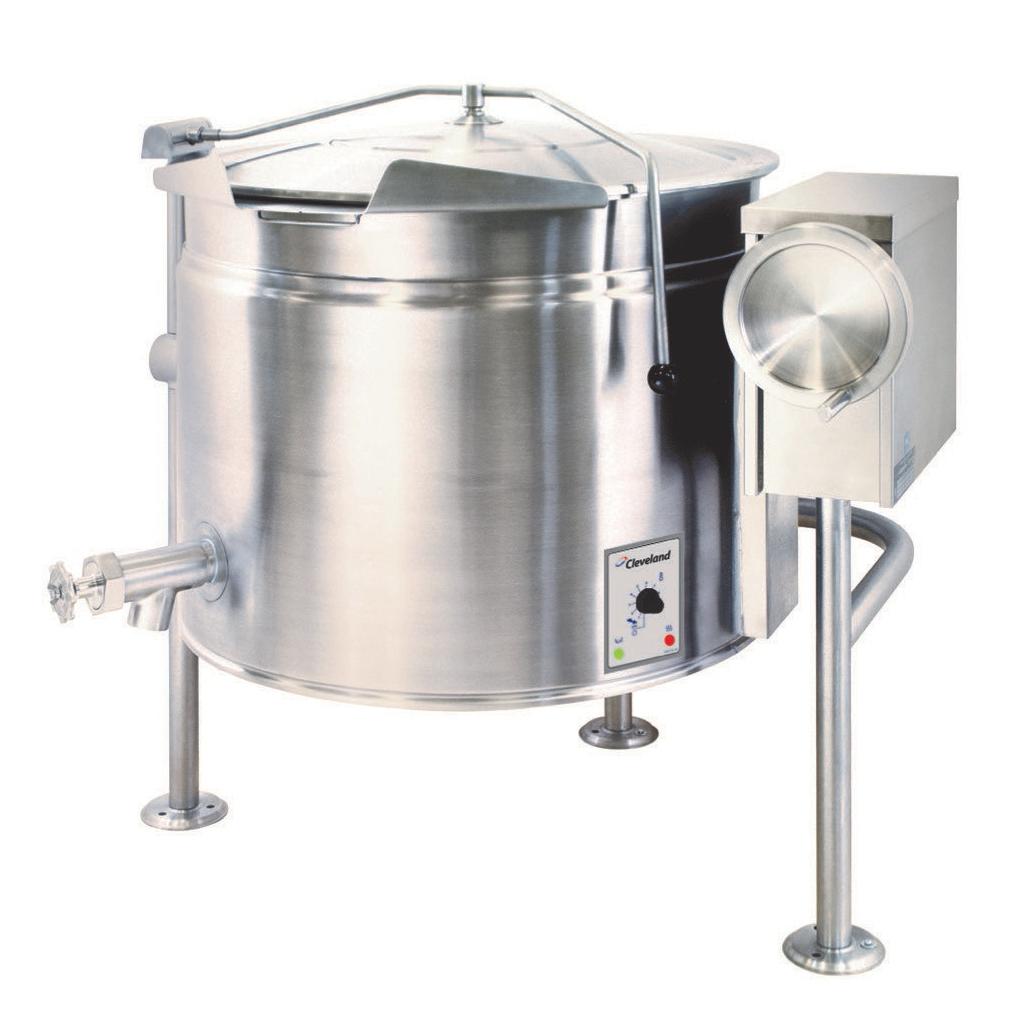 Cleveland Range KEL60TSH kettle, electric, tilting