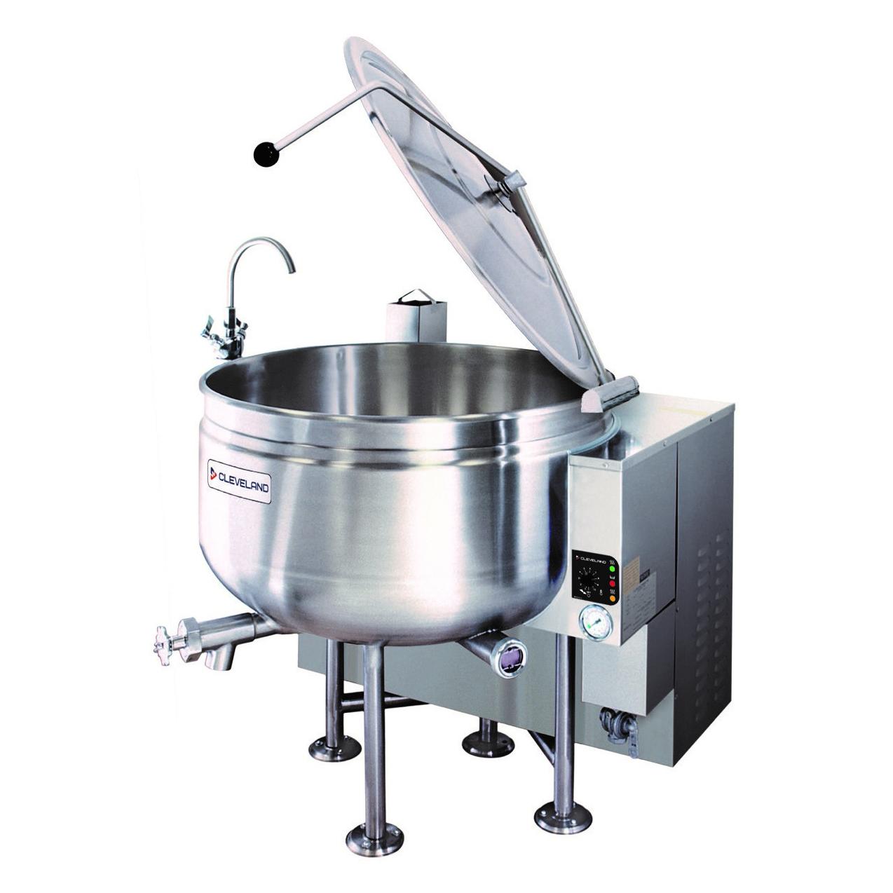 Cleveland Range KGL40SH kettle, gas, stationary