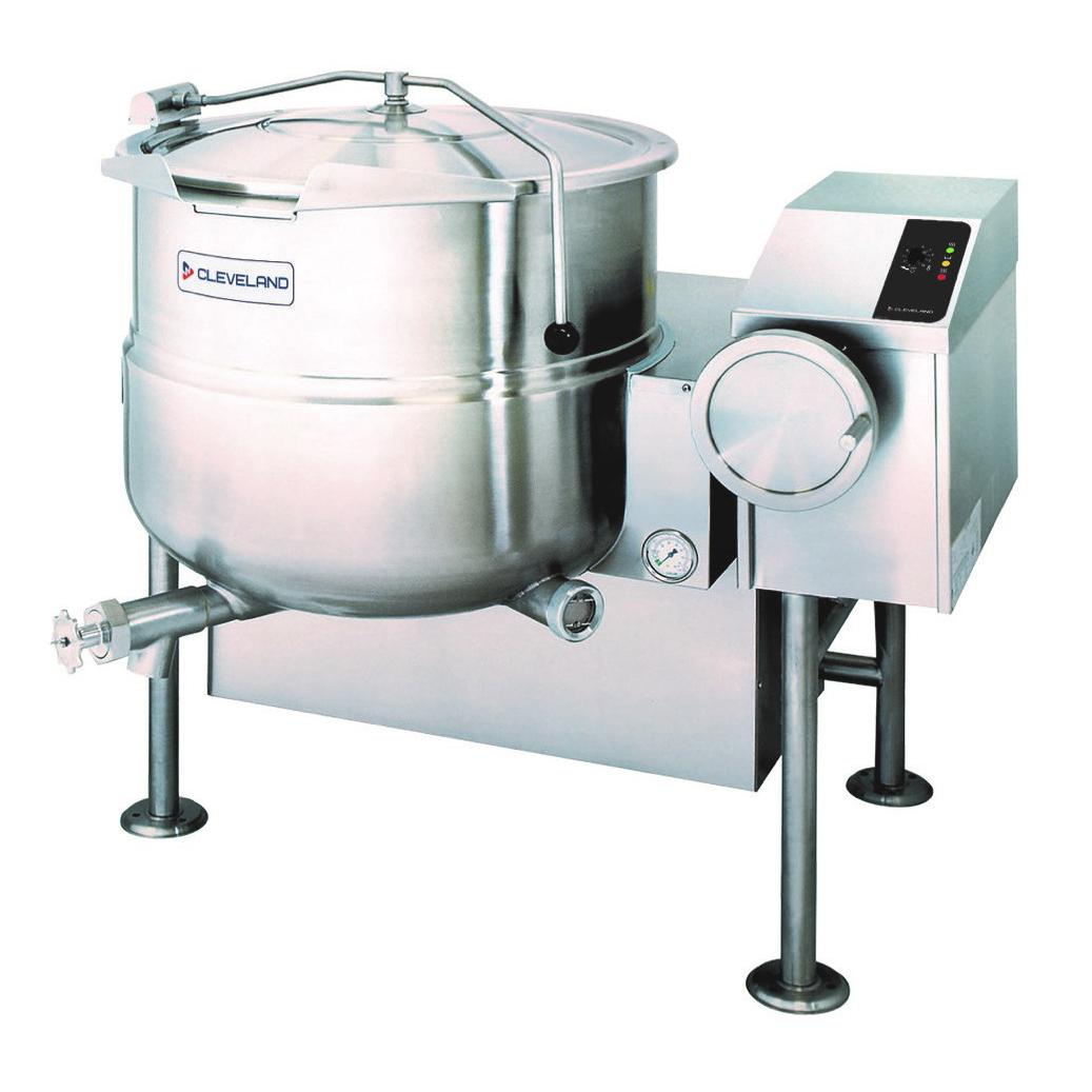 Cleveland Range KGL40T kettle, gas, tilting