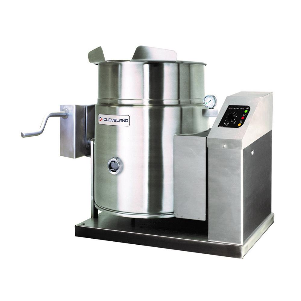 Cleveland Range KGT12TGB kettle, gas, countertop