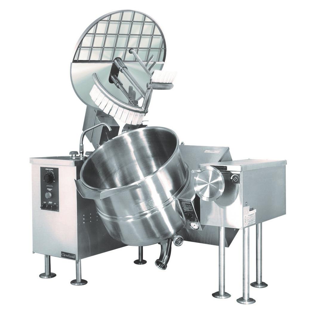 Cleveland Range MKGL80T kettle mixer, gas