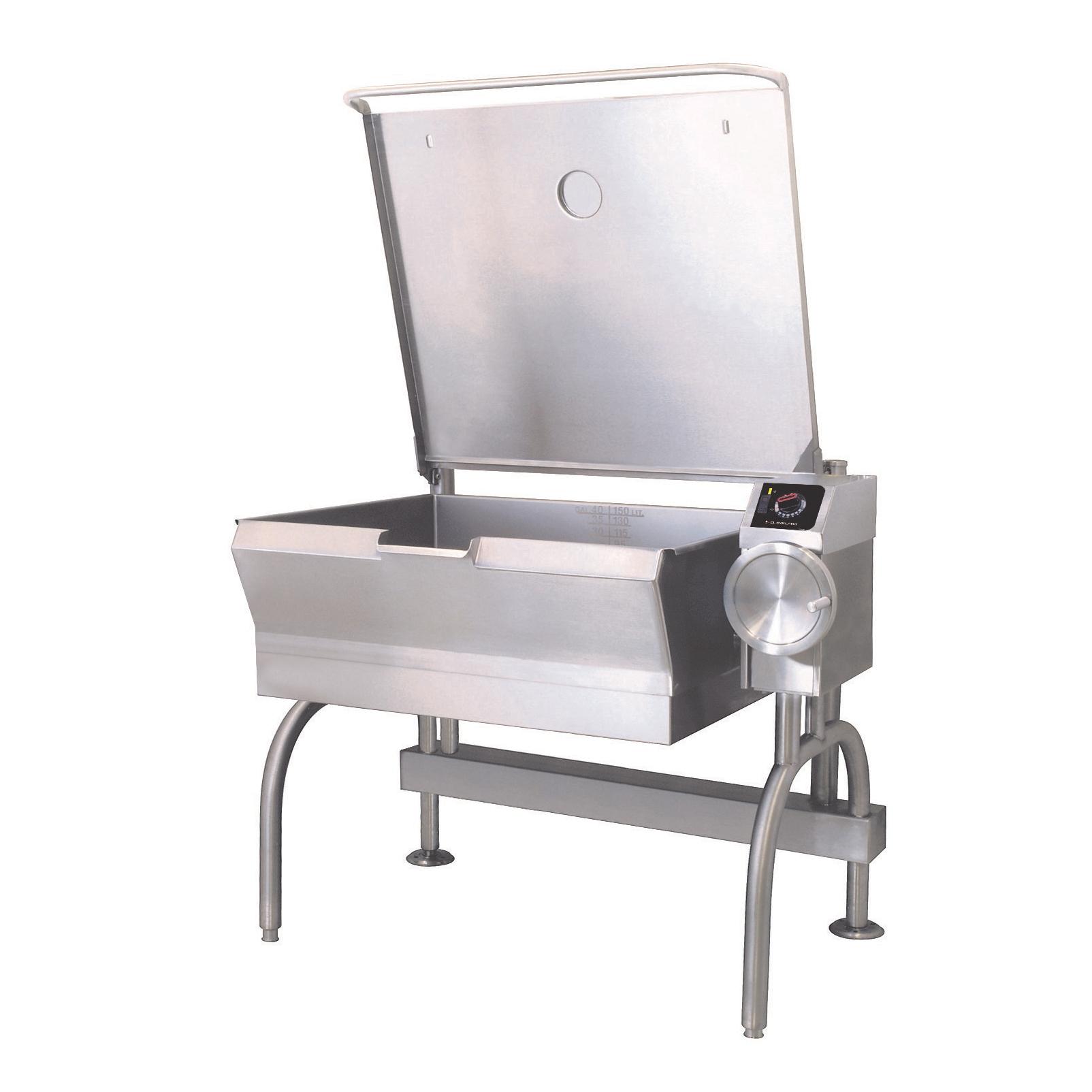 Cleveland Range SEL40T1 tilting skillet braising pan, electric