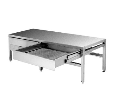 Cleveland Range ST55T equipment stand, for steam kettle
