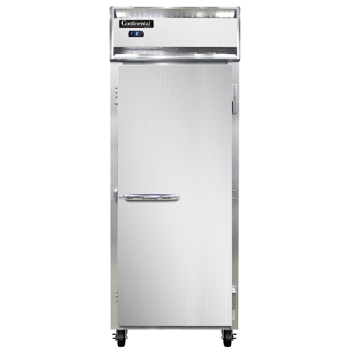 Continental Refrigerator 1FENSA freezer, reach-in