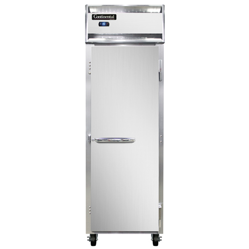 Continental Refrigerator 1F-LT freezer, low temperature, reach-in