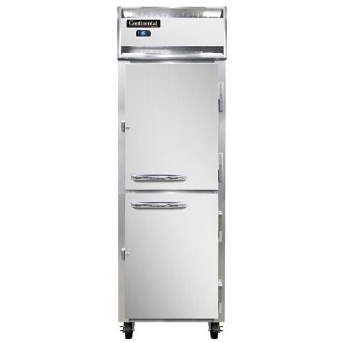 Continental Refrigerator 1F-LT-HD freezer, low temperature, reach-in