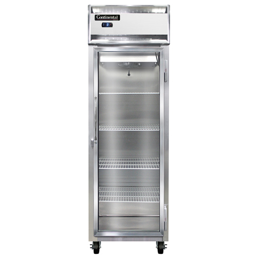 Continental Refrigerator 1FNSAGD freezer, reach-in
