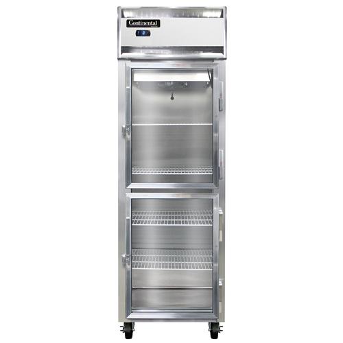 Continental Refrigerator 1FNSAGDHD freezer, reach-in